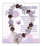 Glass Bracelet – Someone Special | Jewellery & Medals | The Shrine Shop
