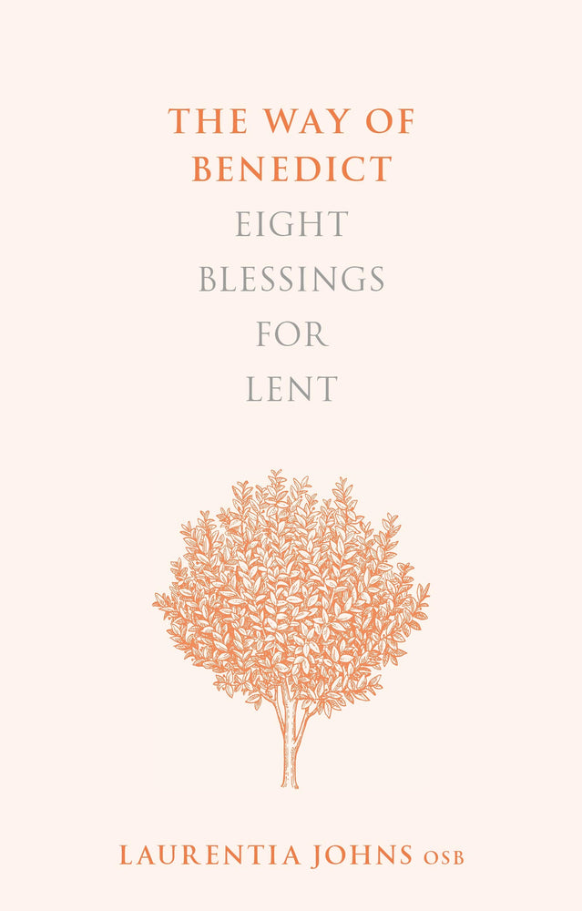 The Way of Benedict: Eight Blessings for Lent | Books, Bibles & CDs | The Shrine Shop