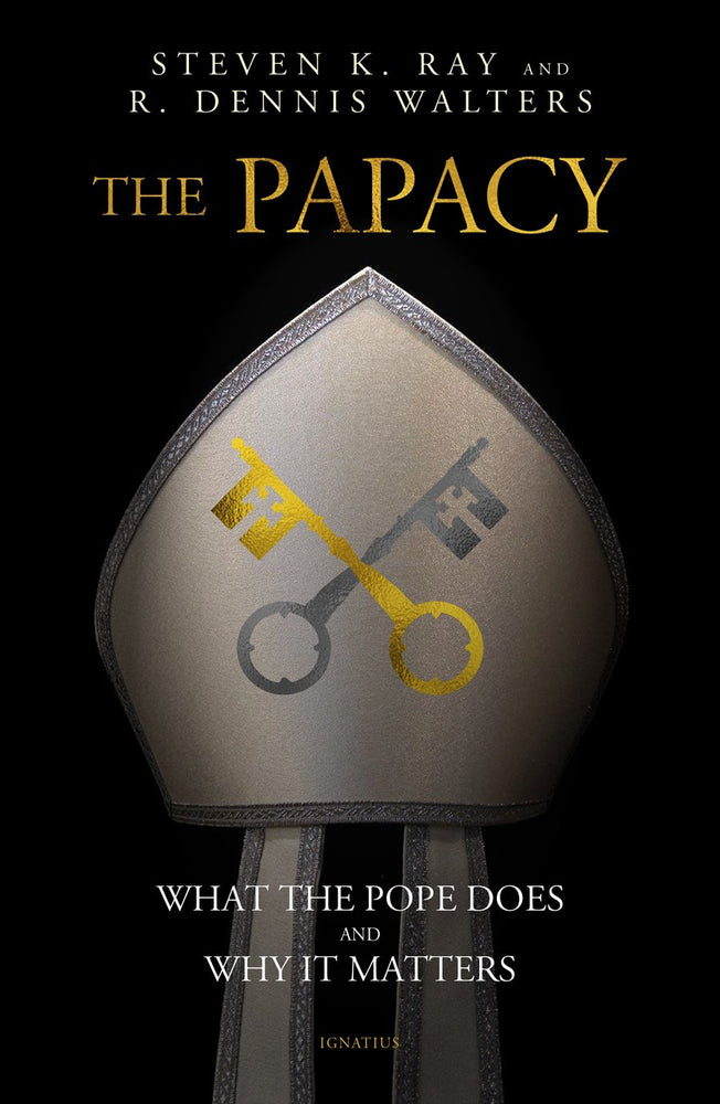 The Papacy: What the Pope Does and Why it Matters | Books, Bibles & CDs | The Shrine Shop