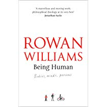 Being Human | Books, Bibles & CDs | The Shrine Shop