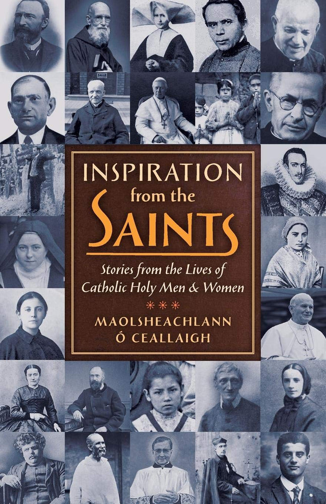 Inspiration from the Saints: Stories from the Lives of Catholic Holy Men & Women