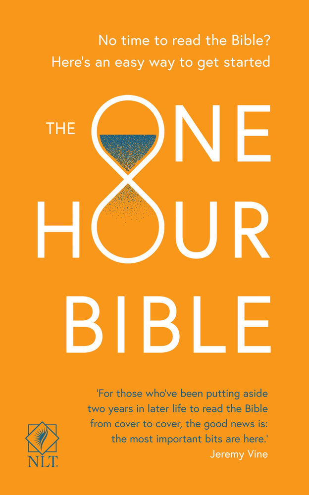 The One Hour Bible | Books, Bibles & CDs | The Shrine Shop