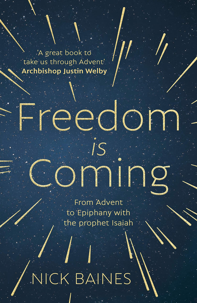 Freedom is Coming | Books, Bibles & CDs | The Shrine Shop