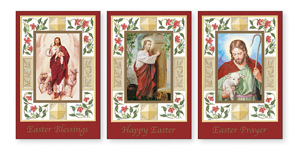 12 Pack Easter Cards