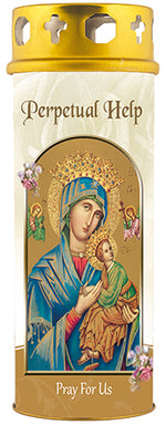Perpetual Help Windproof Candle