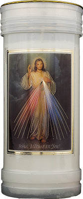 Divine Mercy Candle | Gifts | The Shrine Shop