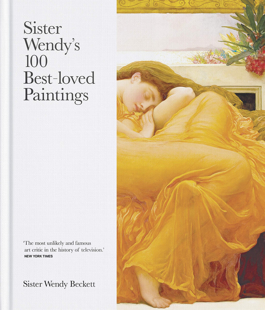 Sister Wendy's 100 Best-loved Paintings | Books, Bibles & CDs | The Shrine Shop