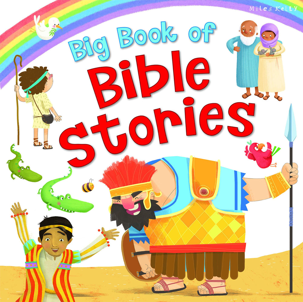 Big Book of Bible Stories | Books, Bibles & CDs | The Shrine Shop