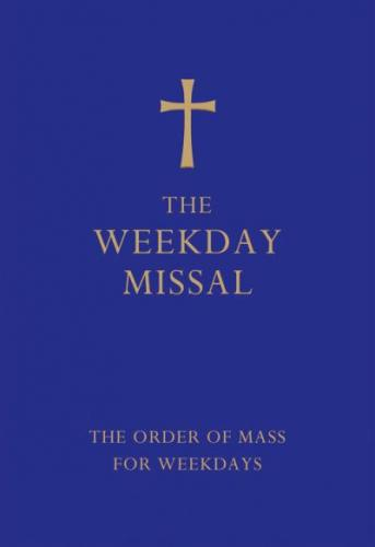 New Weekday Missal (Blue)