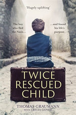 Twice Rescued Child | Books, Bibles & CDs | The Shrine Shop