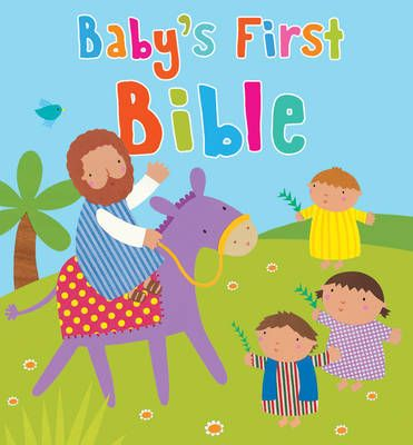 Babies First Bible | Books, Bibles & CDs | The Shrine Shop