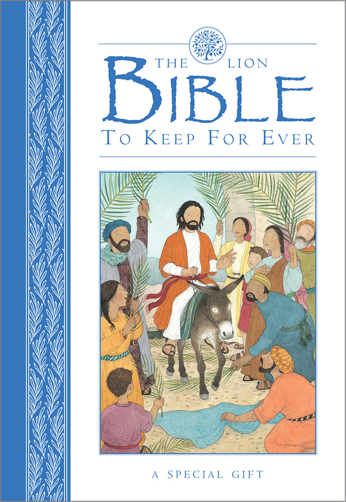 The Lion Bible to Keep Forever: A Special Gift