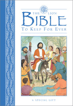 The Lion Bible to Keep Forever: A Special Gift | Books, Bibles & CDs | The Shrine Shop
