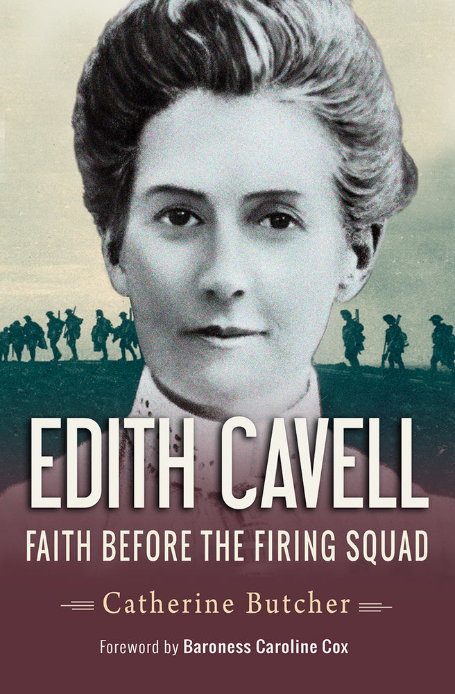 Edith Cavell: Faith Before the Firing Squad | Books, Bibles & CDs | The Shrine Shop