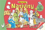 How to Draw: Nativity
