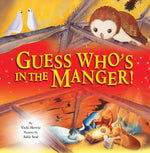 Guess Who's in the Manger!
