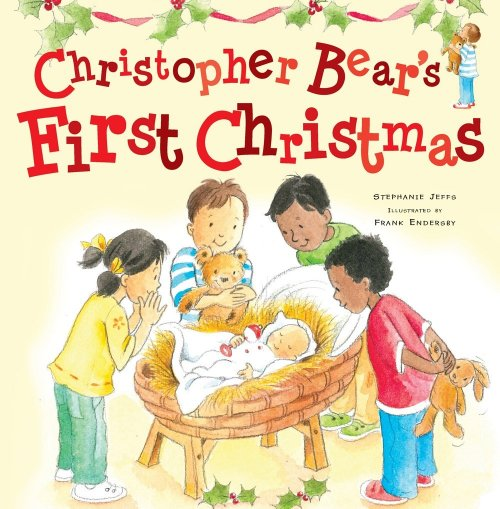 Christopher Bear's First Christmas
