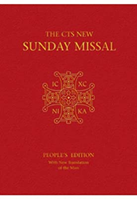 The CTS New Sunday Missal | Books, Bibles & CDs | The Shrine Shop