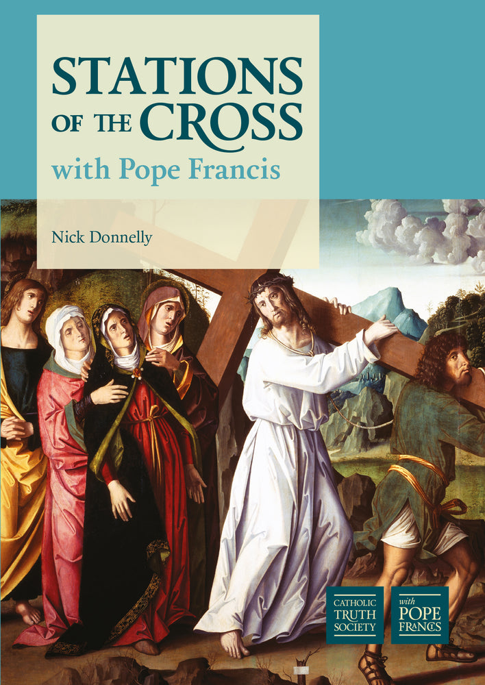 Stations of the Cross with Pope Francis