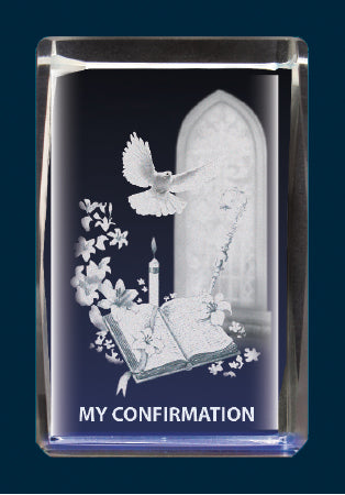Glass Block – Confirmation