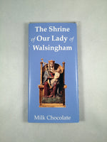 Our Lady of Walsingham Chocolate – Milk or Dark | Gifts | The Shrine Shop