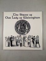 Ceramic Teapot Stand – The Shrine of Our Lady of Walsingham | Our Lady of Walsingham | The Shrine Shop