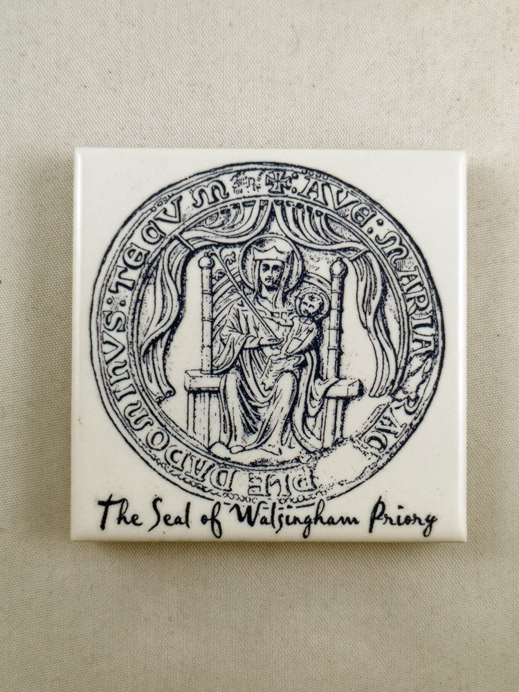 Fridge Magnet – The Seal of Walsingham Priory