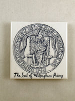 Fridge Magnet – The Seal of Walsingham Priory - The Shrine Shop