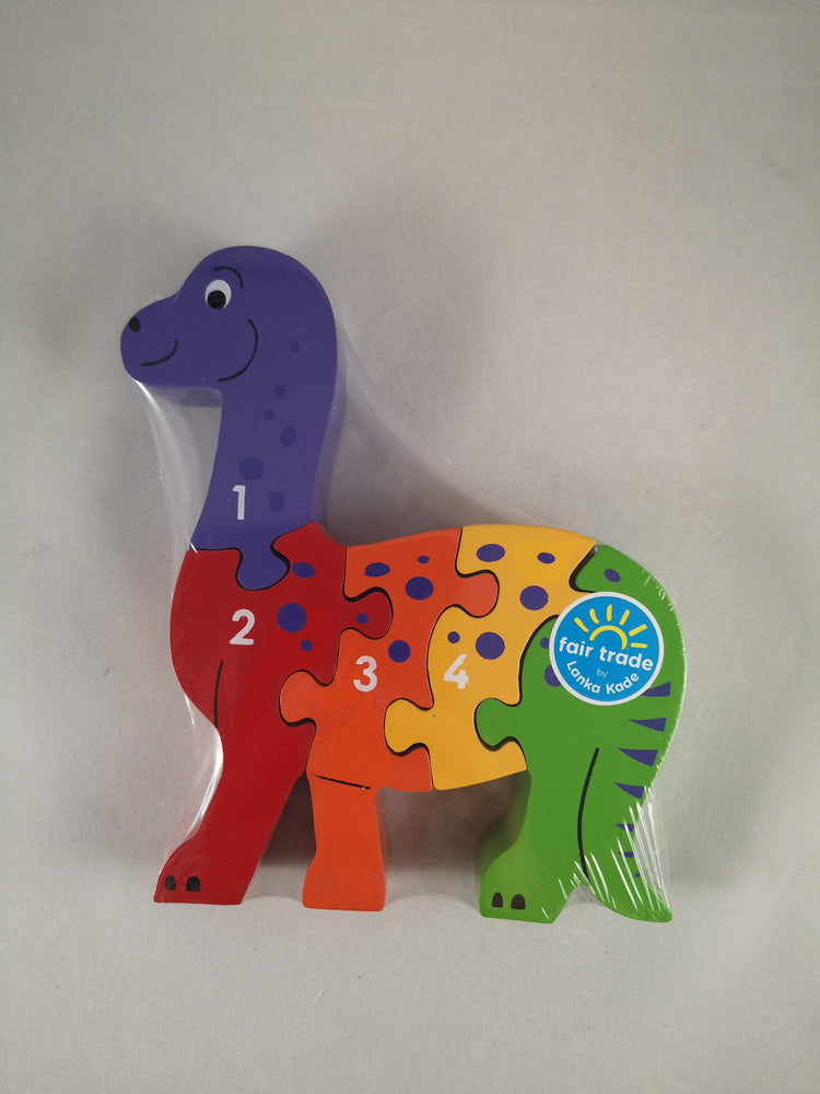 Jigsaw – Dinosaur | Childrens & Youth | The Shrine Shop