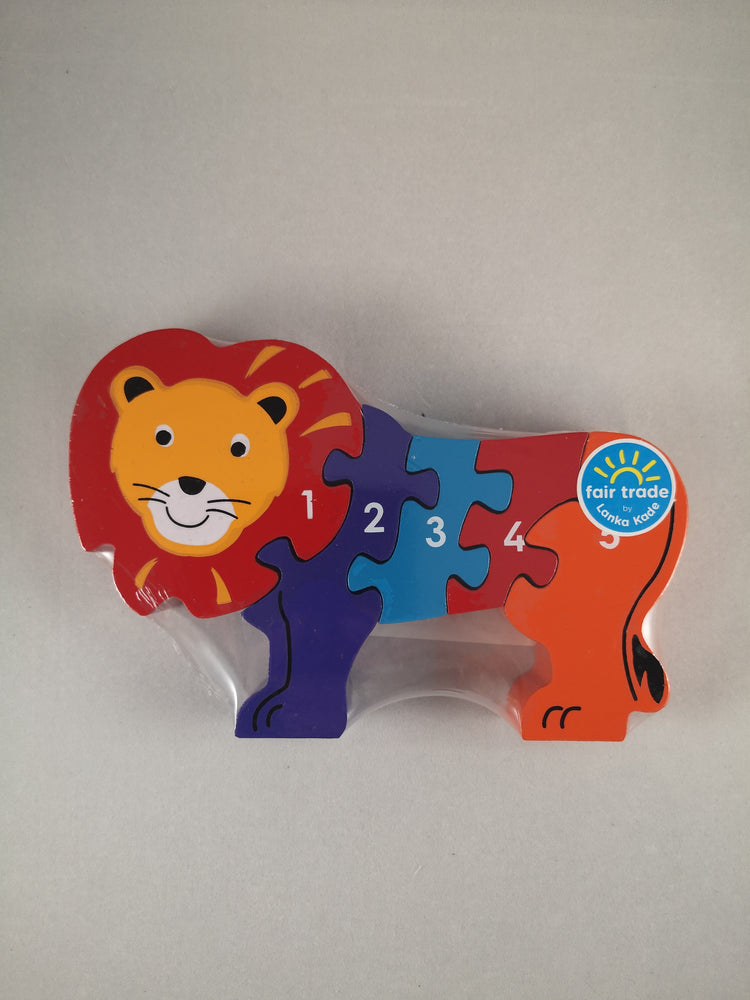 Jigsaw – Lion | Childrens & Youth | The Shrine Shop