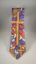 Ties – Art Deco Cross