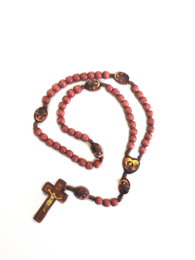 Undoer Of Knots Rosary | Rosaries & Prayer Cards | The Shrine Shop