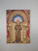 Postcard – St Francis of Assisi | Greetings Cards & Stationery | The Shrine Shop