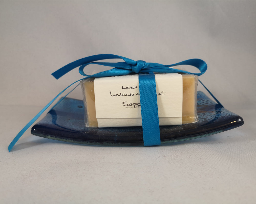 Azul Soap Dish | Gifts | The Shrine Shop