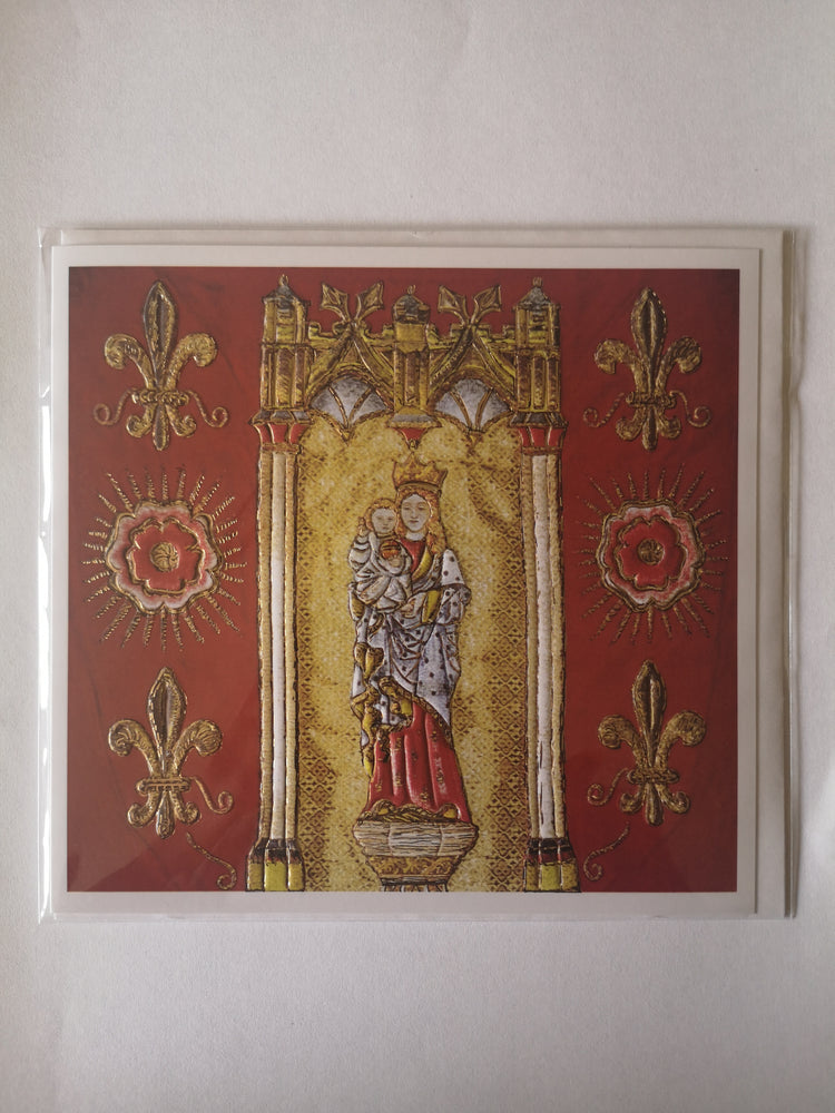 Card – Our Lady of Buckfast | Greetings Cards & Stationery | The Shrine Shop