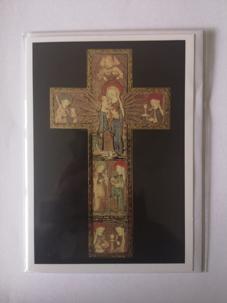Card – York Minster Cross