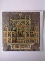 Card – Pearson Reredos | Greetings Cards & Stationery | The Shrine Shop