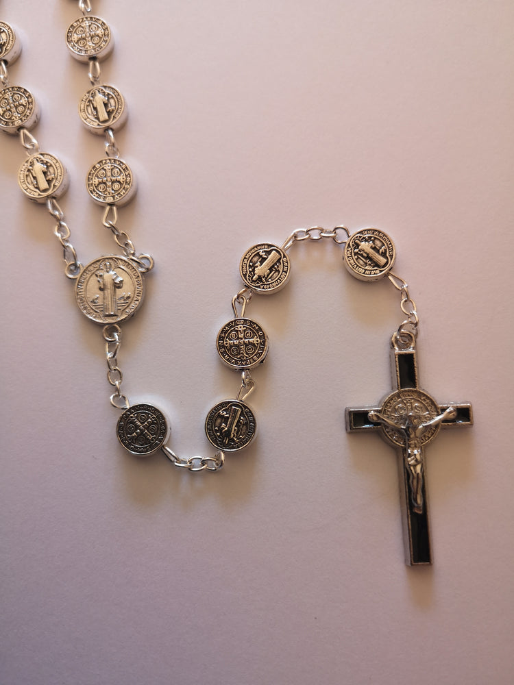 Saint Benedict Rosary | Rosaries & Prayer Cards | The Shrine Shop