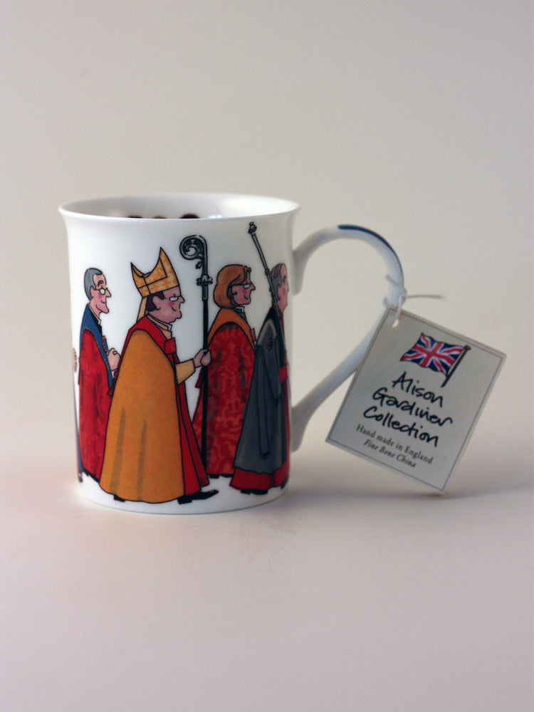 Alison Gardiner – Cathedral Procession Mug | Gifts | The Shrine Shop