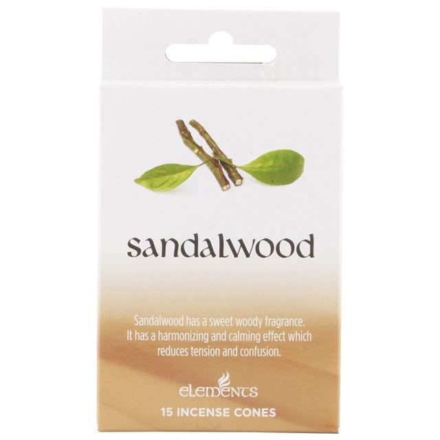 Sandalwood Incense Cones | Gifts | The Shrine Shop