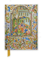 Illuminated Manuscript Marriage Feast at Cana – Journal