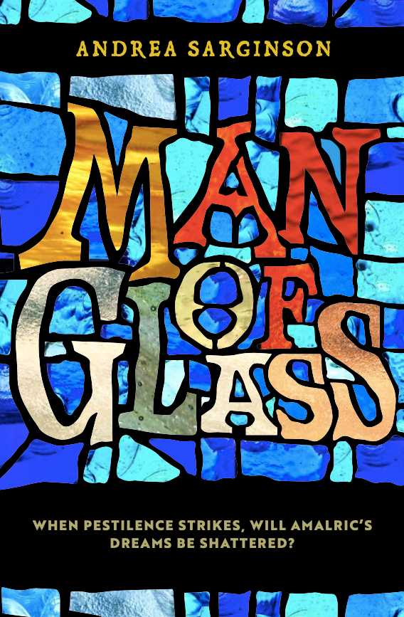 Man of Glass | Books, Bibles & CDs | The Shrine Shop