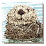 Card – Otter | Gifts | The Shrine Shop