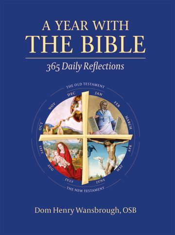 A Year With The Bible: 365 Daily Reflections | Books, Bibles & CDs | The Shrine Shop