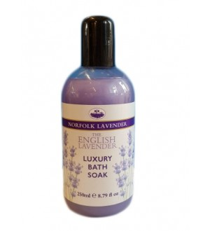 Norfolk Lavender – Luxury Bath Soak