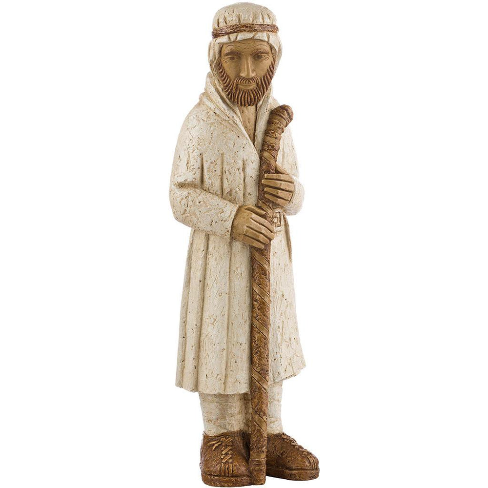 Grand Creche – Standing Shepherd | Crib Sets | The Shrine Shop