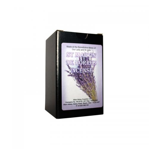 Incense Alton Abbey St Martin De Porres Incense | Clergy & Church Supplies | The Shrine Shop
