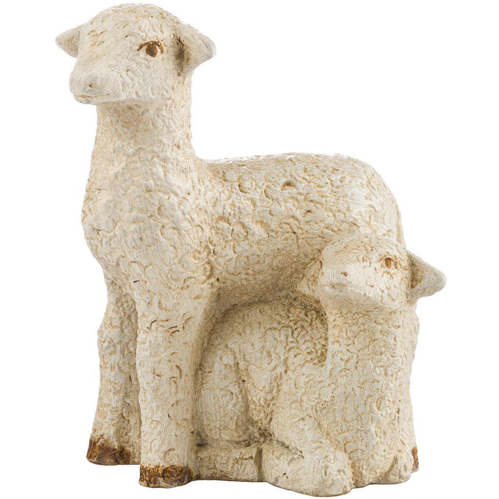 Grand Creche – Sheep and Lamb
