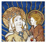 Madonna and Child Greetings Card | Greetings Cards & Stationery | The Shrine Shop