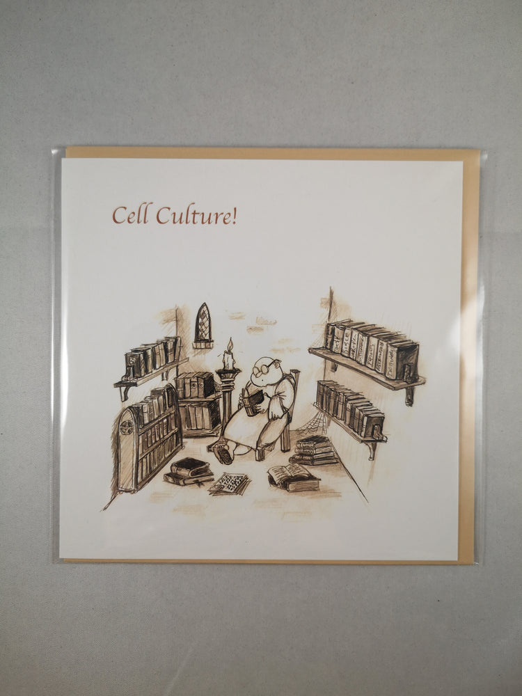 Holy Orders Card – Cell Culture